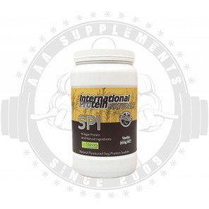 International Protein | SPI-SOY | Vegan Soy Protein | 900g