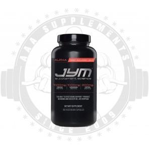 JYM Supplement Science | Alpha | 60 Serve