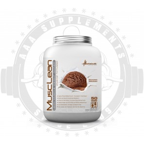 METABOLIC NUTRITION - MUSCLEAN (keto Diet) [5lbs /50 servings]