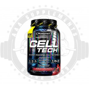 MUSCLETECH - CELL-TECH | CREATINE MONOHYDRATE (28 SERVE) (1.36kg)