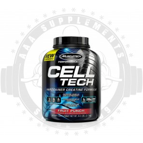 MUSCLETECH - CELL-TECH 2.7kg