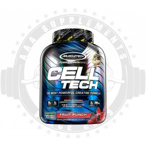 MUSCLETECH - CELL-TECH | CREATINE MONOHYDRATE (56 SERVE) (2.7KG)