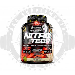 MUSCLETECH - NITRO-TECH 1.8kg (40 SERVE)