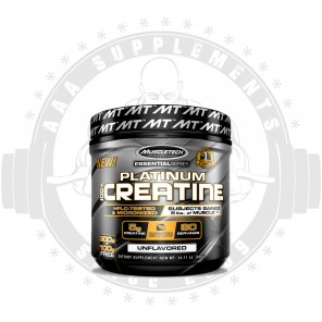 MUSCLETECH | Platinum Creatine | 80 Serve