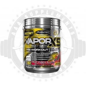 MUSCLETECH - Vapor x5 |Pre Workout  30 SERVE (264g)