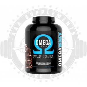 OMEGA SCIENCES - 100% WHEY PROTEIN BLEND 2.28KG (76 SERVE)