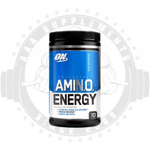 OPTIMUM NUTRITION - ESSENTIAL AMIN.O ENERGY (30 SERVE)