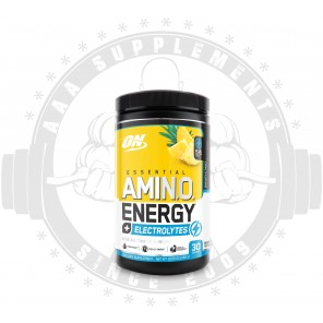 OPTIMUM NUTRITION - Essential AmiN.O. Energy & Electrolytes 30 Serves