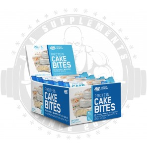 Optimum Nutrition | Cake Bites | Box of 12