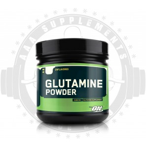 OPTIMUM NUTRITION - GLUTAMINE POWDER (116 SERVE) (600G)