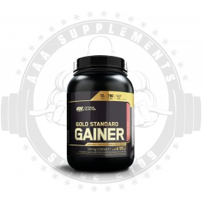 OPTIMUM NUTRITION - GOLD STANDARD GAINER (5lbs)(2.27kg)