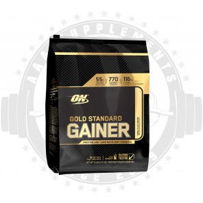 OPTIMUM NUTRITION - GOLD STANDARD GAINER (11 SERVE) (2.27KG)