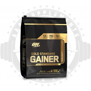 OPTIMUM NUTRITION - GOLD STANDARD GAINER (23 SERVE) (4.6KG)