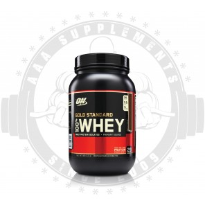 OPTIMUM NUTRITION - 100% GOLD STANDARD WHEY (908G) *CLEARANCE ITEM*