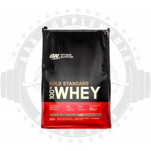 OPTIMUM NUTRITION - 100% GOLD STANDARD WHEY (149 SERVE) (4.5KG)