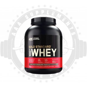 OPTIMUM NUTRITION - 100% GOLD STANDARD WHEY (2.3KG)