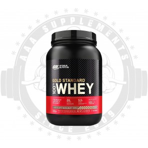 OPTIMUM NUTRITION - 100% GOLD STANDARD WHEY (30 SERVE) (908G)