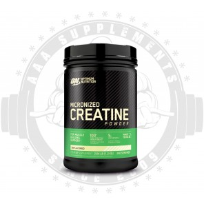 OPTIMUM NUTRITION - MICRONIZED CREATINE 1.2KG (240 SERVE)