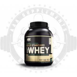 OPTIMUM NUTRITION - 100% Gold Whey Natural 2.3KG