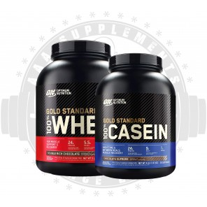 OPTIMUM NUTRITION - GOLD STANDARD PROTEIN STACK