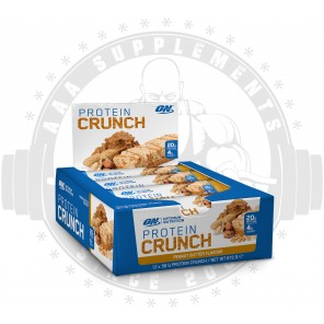 Optimum Nutrition | Protein Crunch | Box of 12