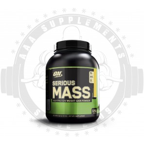 OPTIMUM NUTRITION - Serious Mass (2.72kg)