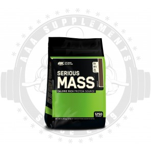OPTIMUM NUTRITION - Serious Mass 5.45KG