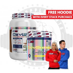 EHP LABS | OxyShred OxyWhey Stack - Promotion