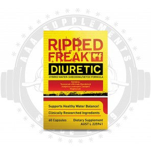 Ripped Freak - Diuretic