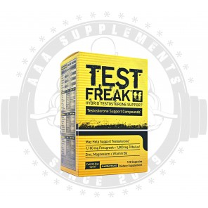 PHARMAFREAK - Test Freak 120 Caps