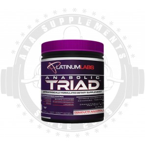 PLATINUM LABS | Anabolic Triad | 30 Serve