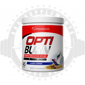 PLATINUM LABS - OPTIBURN AMPED (45 SERVE)