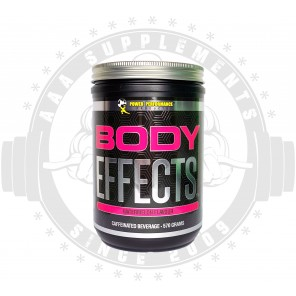 POWER PERFORMANCE - BODY EFFECTS | ADVANCED WEIGHT LOSS FORMULA (30 SERVE)