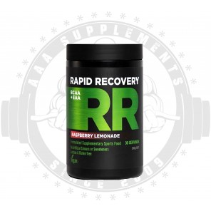 RAPID SUPPLEMENTS - RAPID RECOVERY BCAA (30 SERVE) (300G)