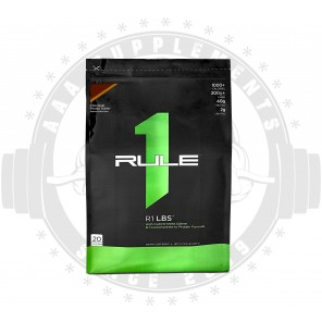 RULE ONE - R1 GREEN HIGH CALORIE MASS GAINER LBS (20 SERVE) (10lbs)