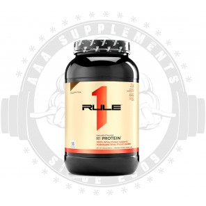 RULE ONE  - R1 PROTEIN NATURAL (38 SERVE) (2.5lbs)