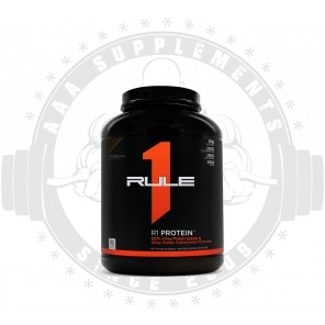 RULE ONE PROTEINS - R1 WPI PROTEIN ISOLATE (76 SERVE)(5lbs)