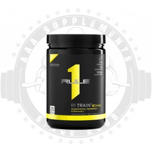 RULE 1 - R1 TRAIN BCAA - 25 SERVE - 380 GRAM