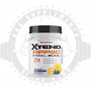Scivation - Xtend Ripped (30 SERVE) *BEST BEFORE 07/20*
