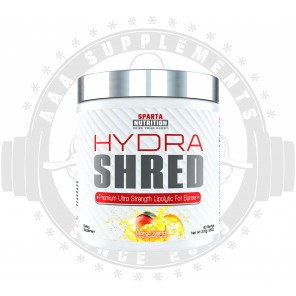 SPARTA NUTRITION - HYDRA SHRED | THERMOGENIC FAT BURNER (30 SERVE)