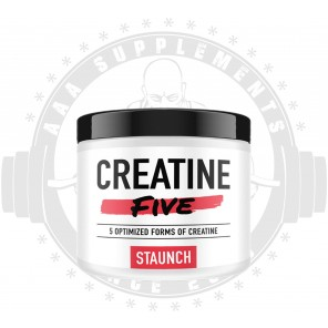 STAUNCH | Creatine Five | 50 Serve