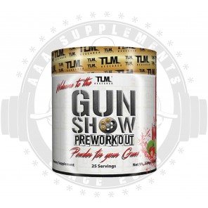 TLM RESEARCH | GUN SHOW PRE-WORKOUT