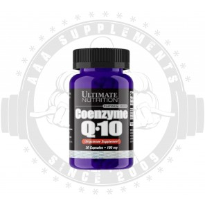 ULTIMATE NUTRITION - COENZYME Q10 (30 CAPS) CQ10