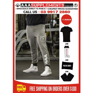 AAA 2017 | 100% Cotton | Premium Track Pants