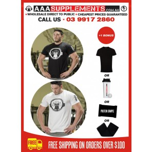 AAA 2017 | T-Shirt | New Logo | 100% Cotton | Premium Quality