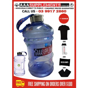 AAA WATER BOTTLE - 2.2L WATER BOTTLE BPA FREE