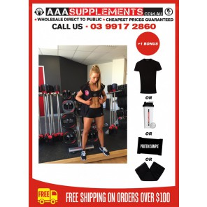 AAA 2016 Cut Off Hooded Jumper (Female)