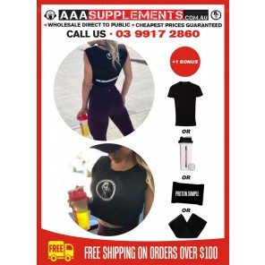 AAA 2017 | Female Crop Top |