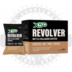 X50 - Revolver MCT & Collagen Coffee
