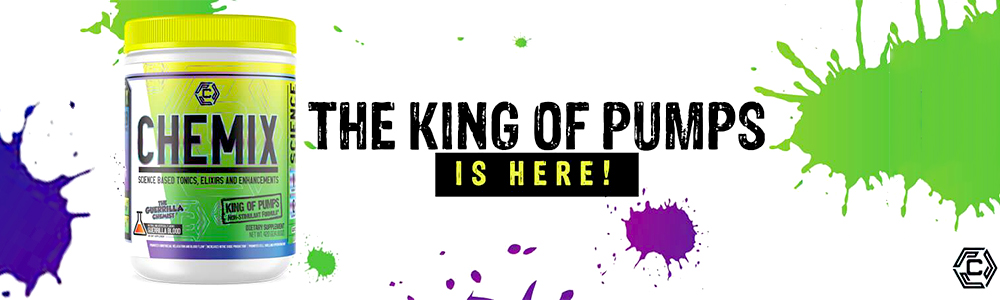 Chemix_King_of_pumps_banner